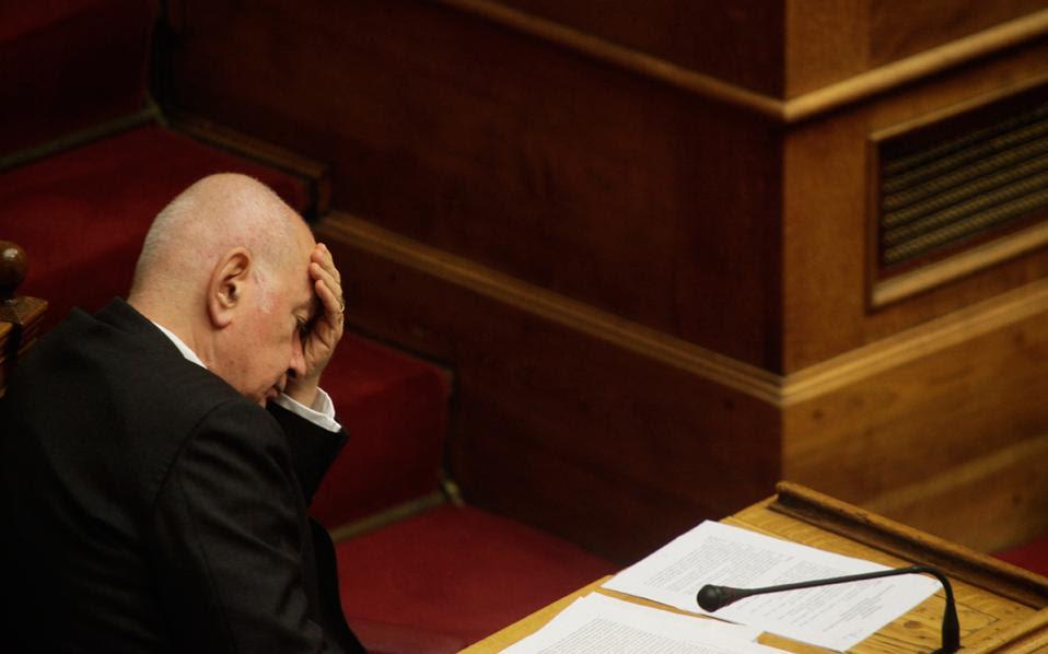 Καταλαβαίνω, καταλαβαίνω, κ. υπουργέ. Τώρα, όμως, είναι πολύ αργά. Εχετε μπλέξει...