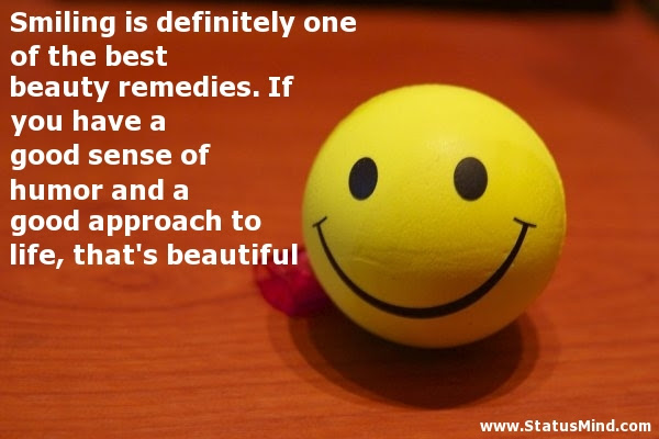 Smiling Is Definitely One Of The Best Beauty Statusmindcom