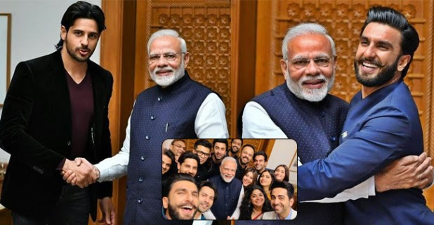 PM Modi Met Bollywood Stars And It Seems They All Had A Gala Time Together