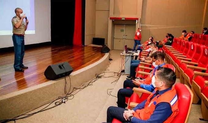Defesa Civil de Rondônia capacita profissionais de 17 municípios para atuação em caso de desastres