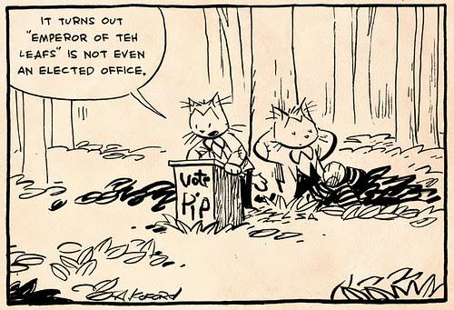 Laugh-Out-Loud Cats #2113 by Ape Lad