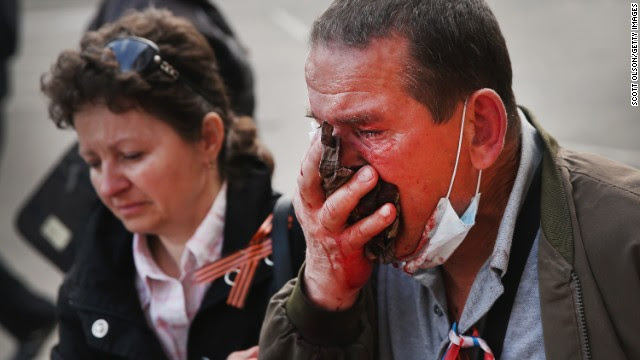 Photos: Crisis in Ukraine