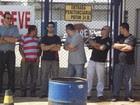 Agentes protestam em Taubaté e Potim (Arquivo Pessoal)