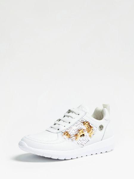 Sneaker Daisy Cuir Veritable (27-34)