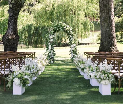 Napa Valley Destination Wedding   Luxury Napa Valley Wedding