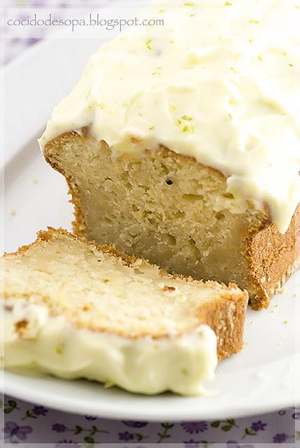 Cake de calabacín_cardamomo_lima_corte