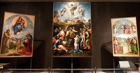 Musei Vaticani - Pinacoteca - Sala VIII