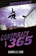 Conspiracy 365: November by Gabrielle Lord