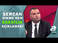 Sercan Dikme, Beşiktaş'ta Yaşanan Sakatlıkların Tüm Detaylarını Açıkladı / A Spor / Son Sayfa - A Spor