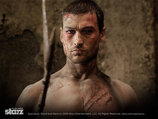 Andy Whitfield, aka Spartacus, dies of lymphoma at age 39