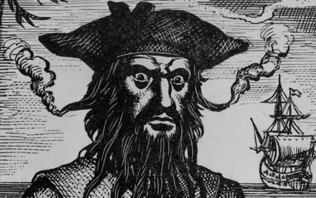 Blackbeard: Shipwreck clues could clear  Blackbeard of sinking his ship to swindle his crew