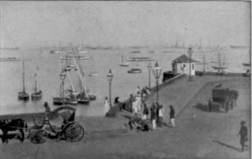 Harbor Of Bombay