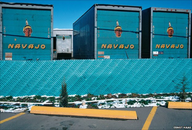 New Mexico, USA, 1975 by Ernst Haas