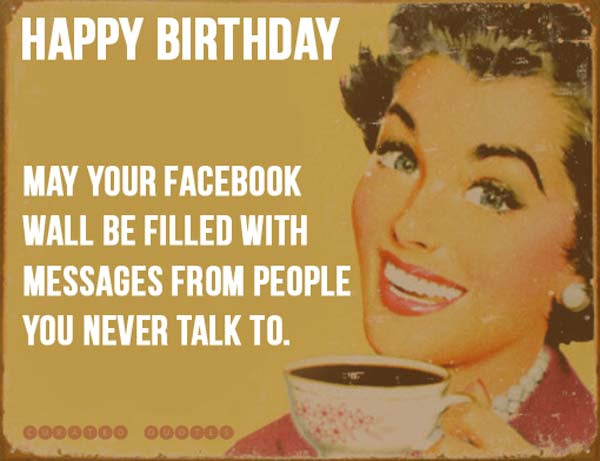 The 39 Funniest Birthday Wishes - Curated Quotes