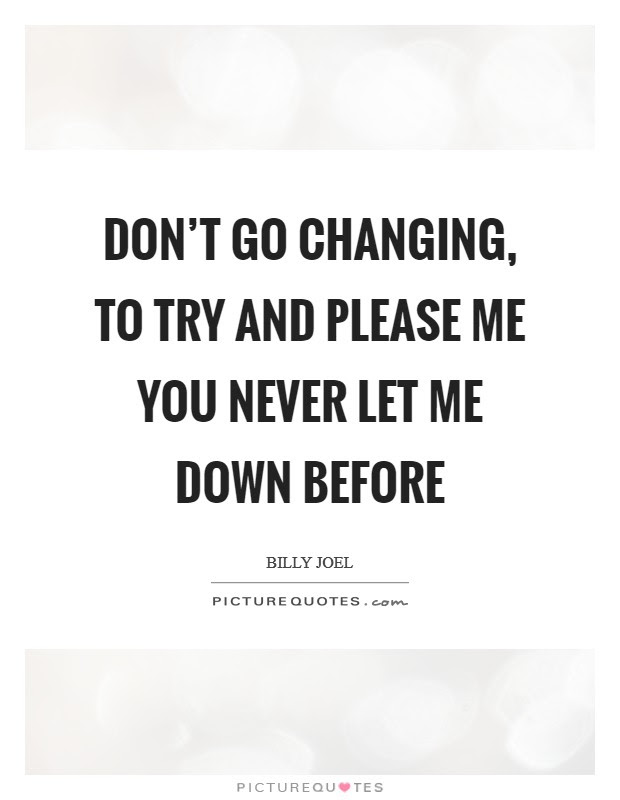 Let Me Down Quotes Sayings Let Me Down Picture Quotes