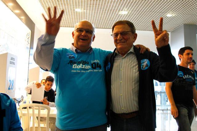 Romildo Bolzan Jr. é o novo presidente do Grêmio Lucas Uebel, Divulgação/