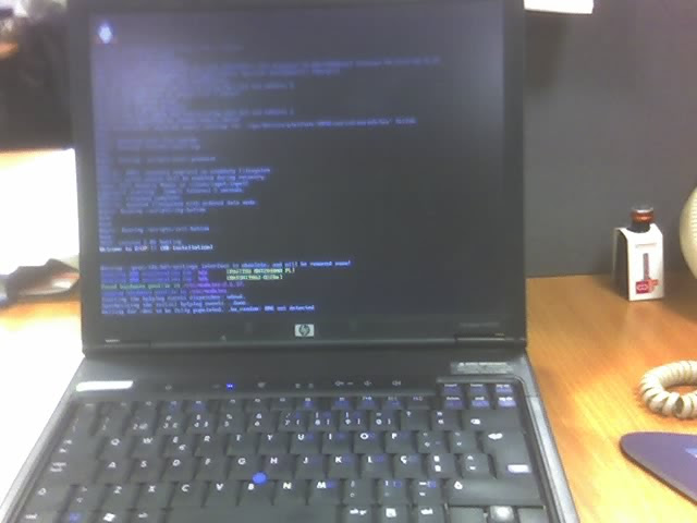 HP Compaq nc6220 Notebook