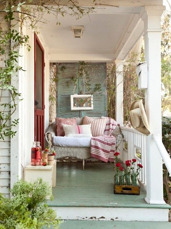 What a relaxing outdoor space!