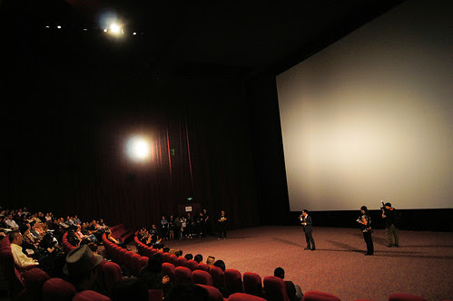 Kelvin Tong speaking