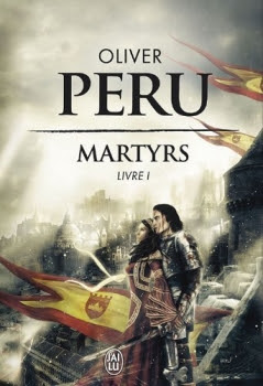 Couverture Martyrs, tome 1