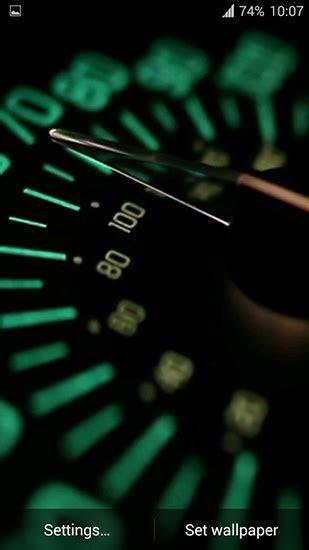 Speedometer 3D para Android baixar grátis. O papel de