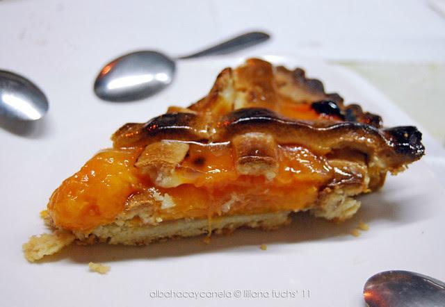 Rodez - Apricot pie