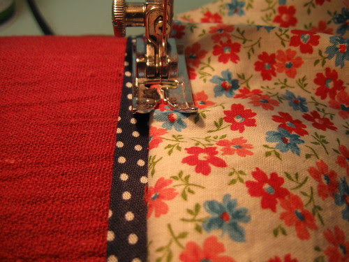Pocket Understitching, Anna's House