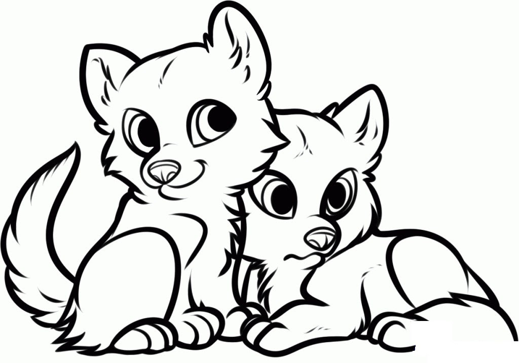 530 Free Coloring Pages Baby Animals Images & Pictures In HD