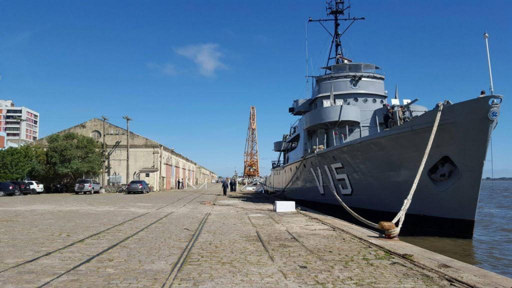 Corveta Imperial Marinheiro - 1