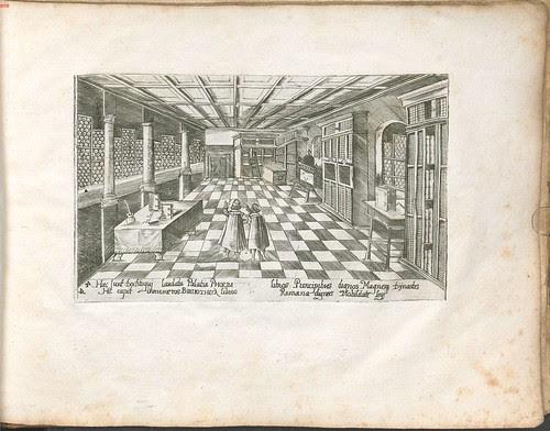 Tubingen University Library, 1600