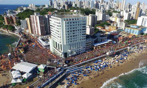Resultado de imagem para carnaval salvador 2018