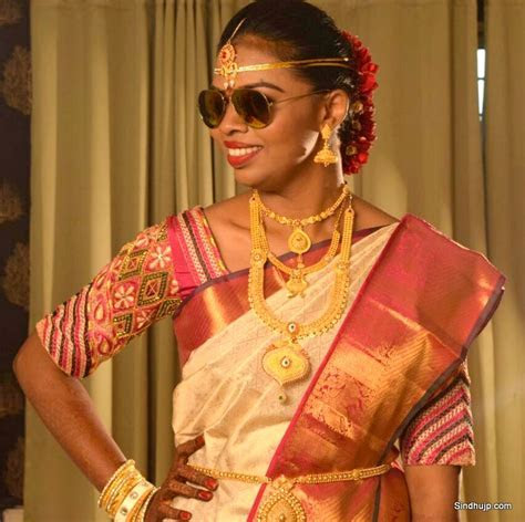 9 places to buy bridal silk sarees in Chennai and you don
