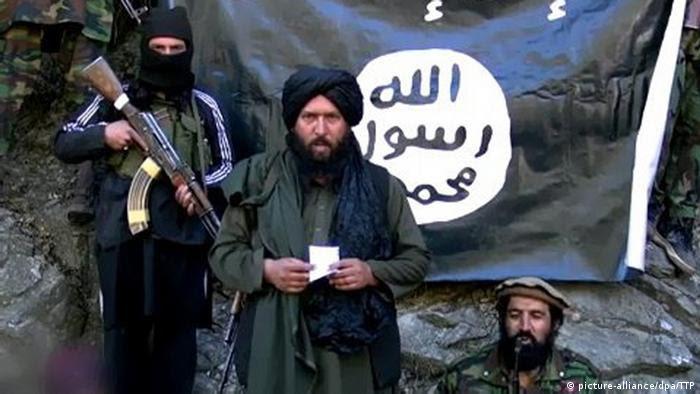 Pakistan Islamischer S   taat Führer Hafiz Saeed (picture-alliance/dpa/TTP)