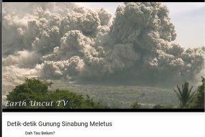 7/7/16 Mt. Sinabung Eruption