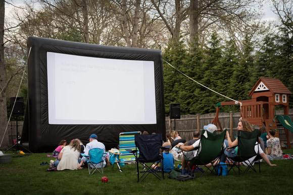 What To Know Before Buying Outdoor Projectors Screens Projectorscreen Com