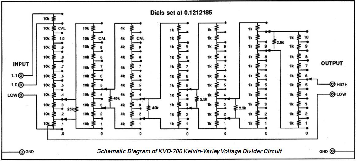 Image result for kelvin-varley-schaltung