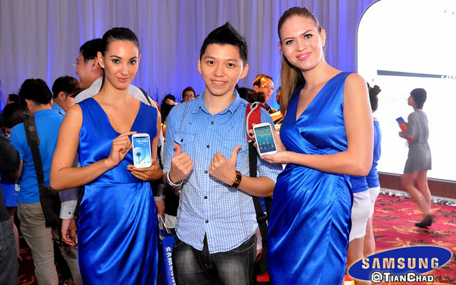 Samsung GALAXY S III Malaysia Launch @ One World Hotel