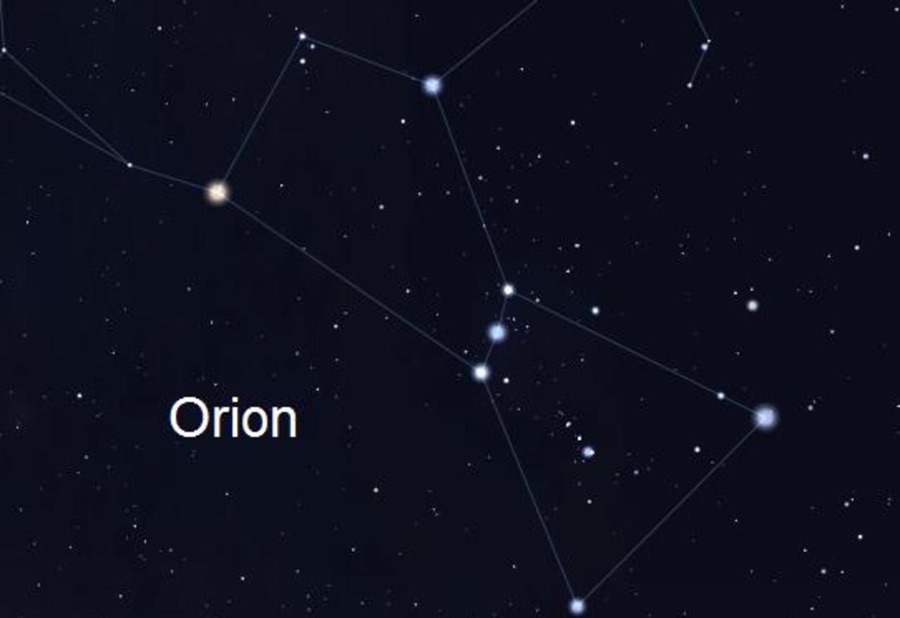 Pluie Détoiles Filantes Les Orionides Encore Visibles