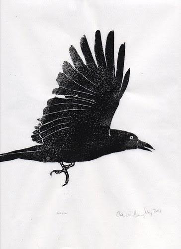 Crow detail