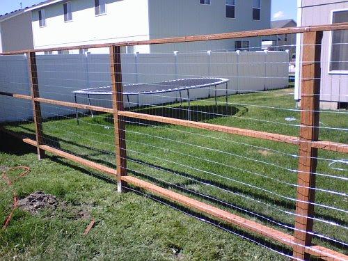 Stepford Fence