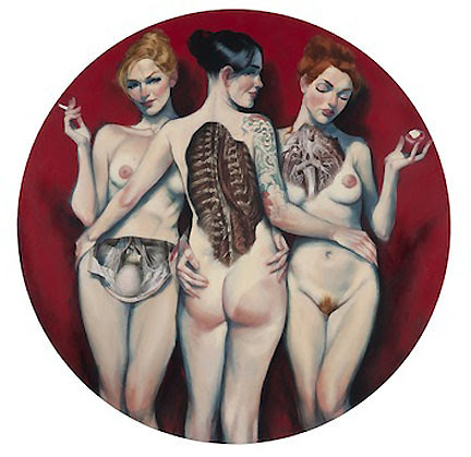 11 Three graces VENUS Fernando Vicente
