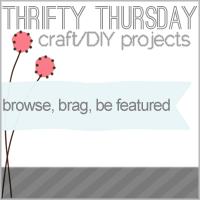 ThriftyThursdayModernButton1 Thrifty Thursday Week 71