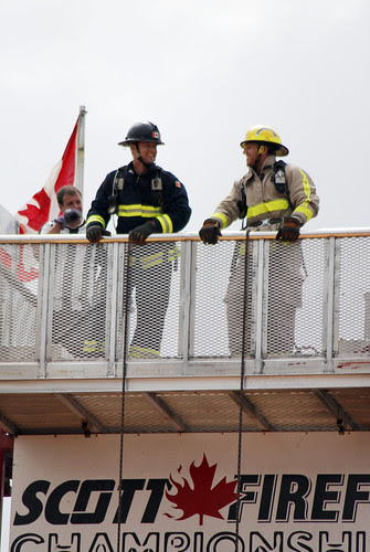 Firefighters Competition