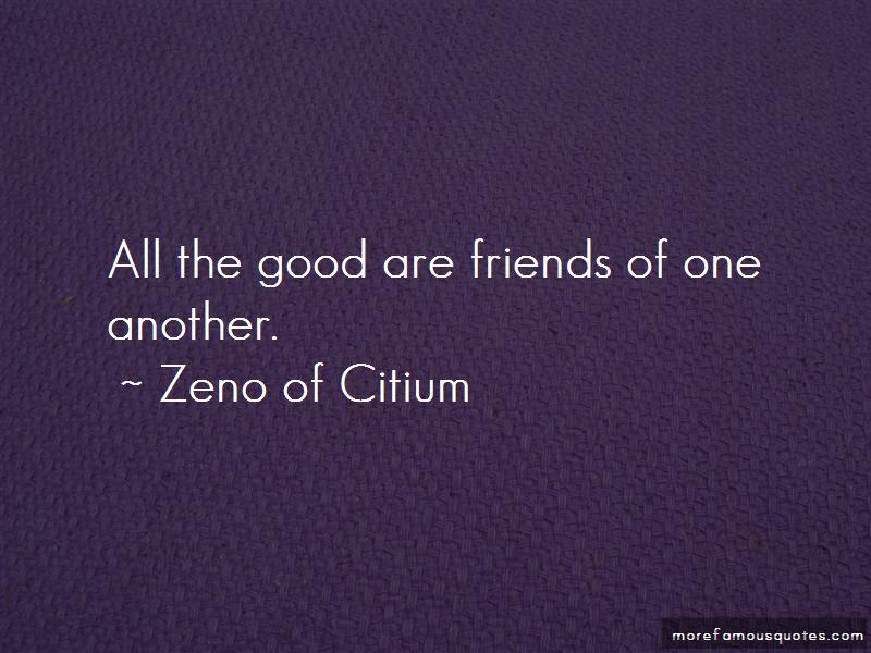 Zeno Of Citium Quotes Top 15 Famous Quotes By Zeno Of Citium