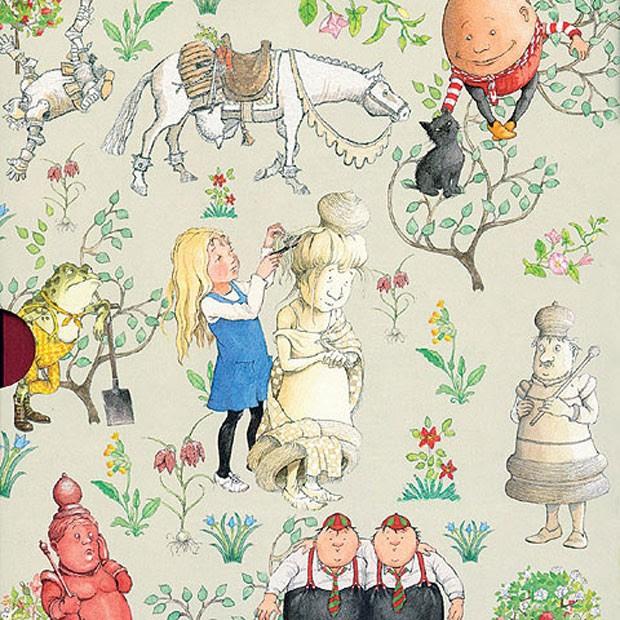 10 Motivos Para Ler Ou Reler Alice Através Do Espelho Crescer