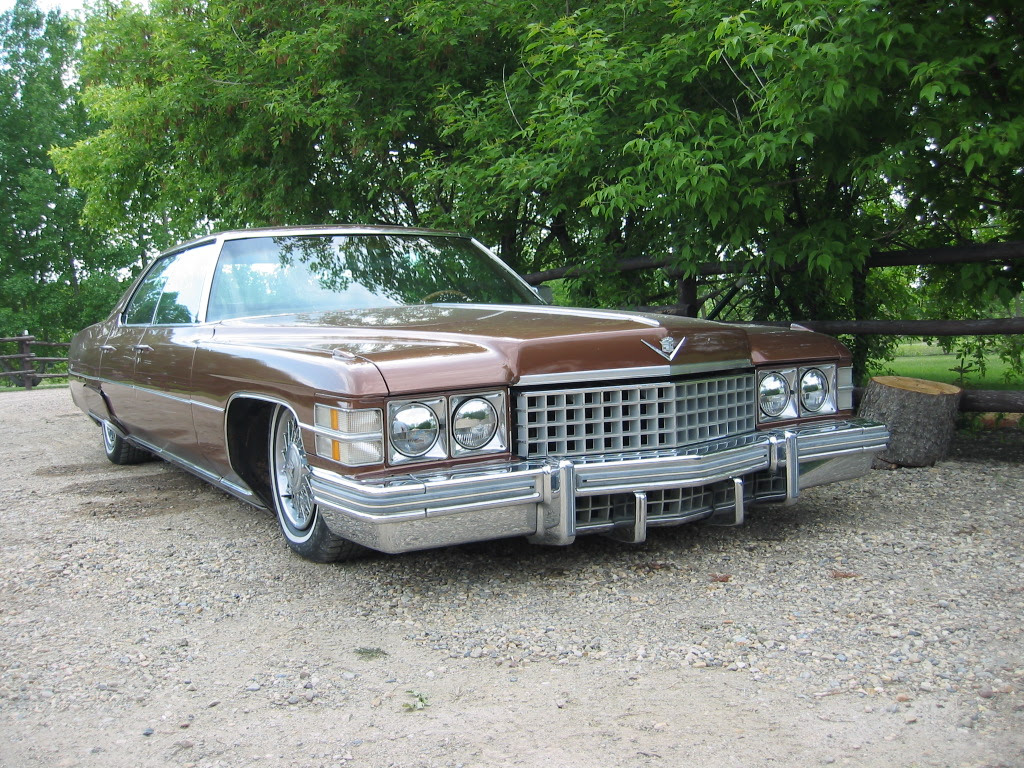 1974 Cadillac DeVille - Other Pictures - CarGurus