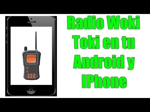 Radio Woki Toki en tu Smartphome Android y IPhone | 2018