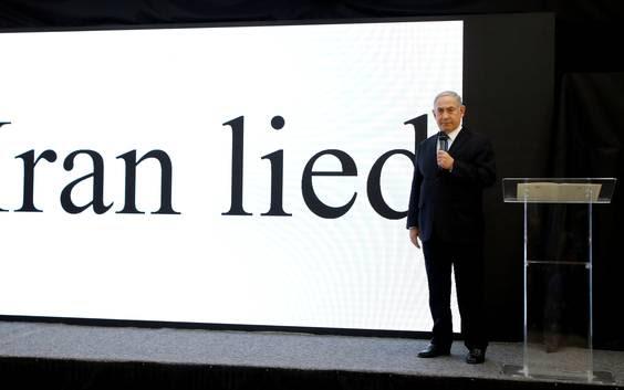 Israëlische premier Netanyahu: