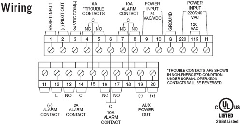 35 Duct Smoke Detector Wiring Diagram