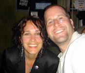 Liz Berlin of Rusted Root with Rabbi Jason Miller